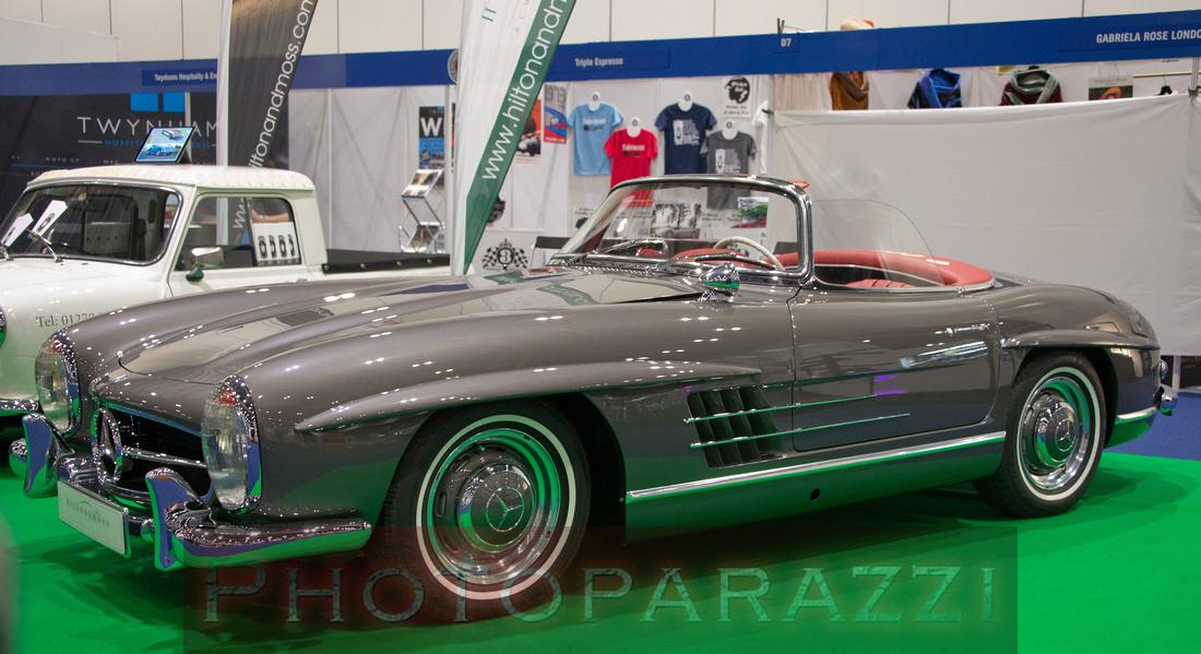 The London Classic Car Show - Excel London