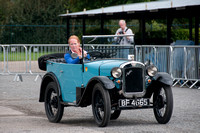 VSCC Driving Tests - Brooklands Museum