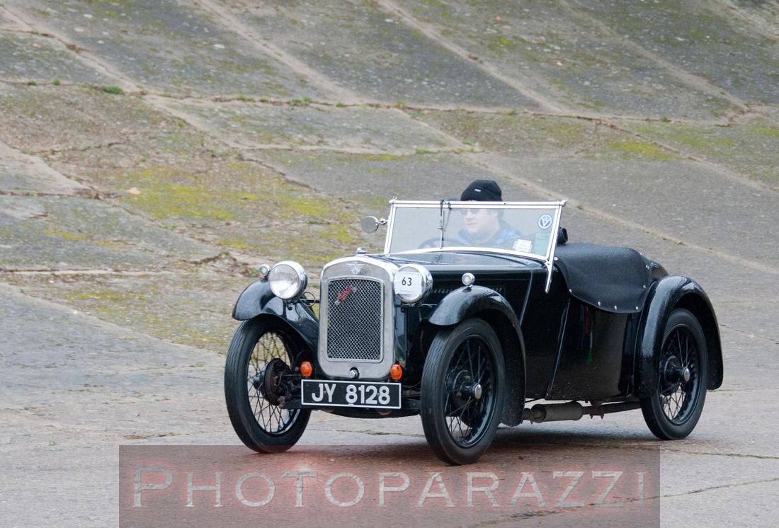 Vintage Sports-Car Club Driving Tests