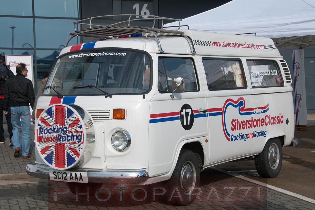 Silverstone Classic Media Day