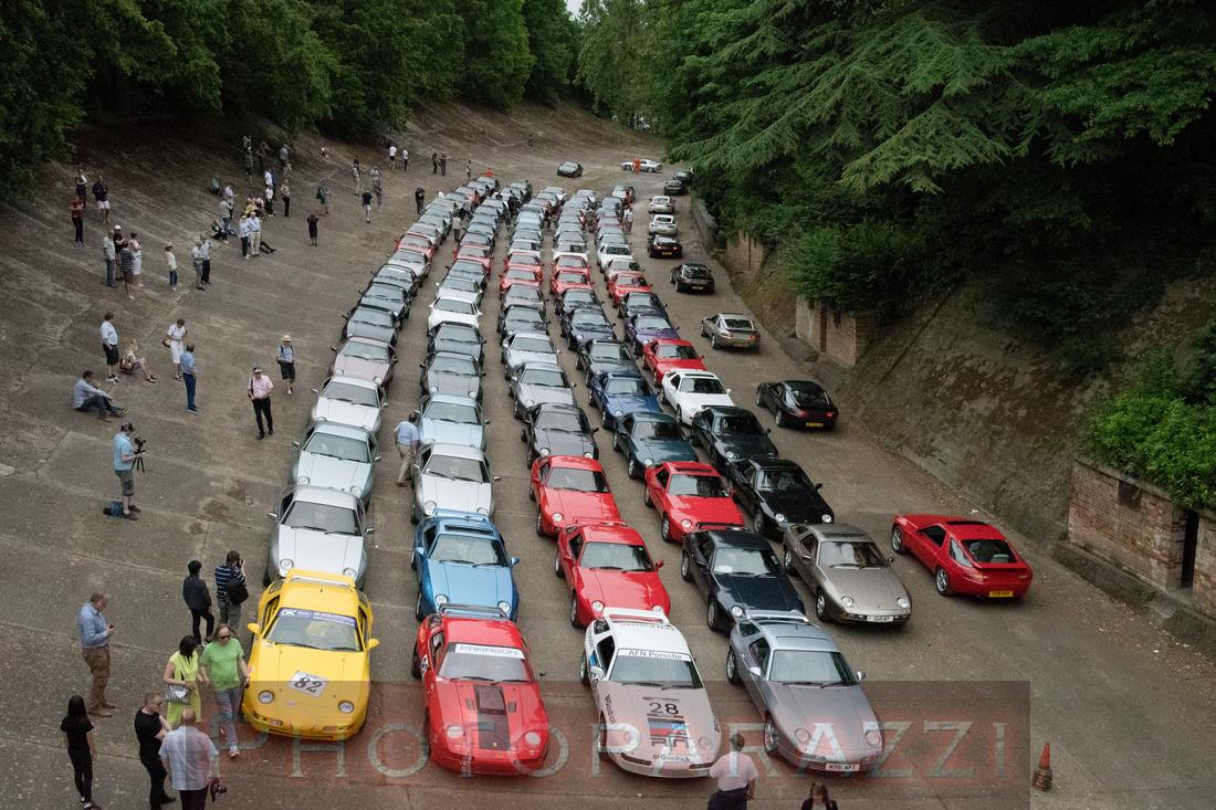Porsche 928 40th Anniversary - Brooklands Museum