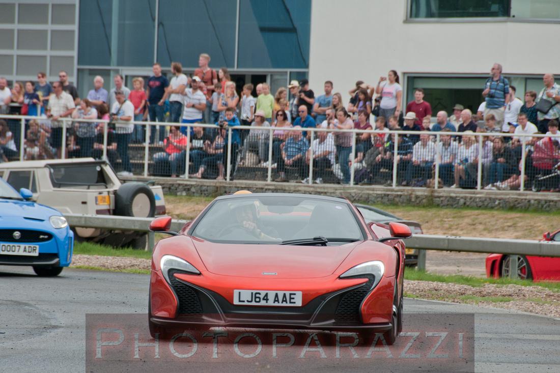 Auto Italia Supercar Sunday at Brooklands Museum