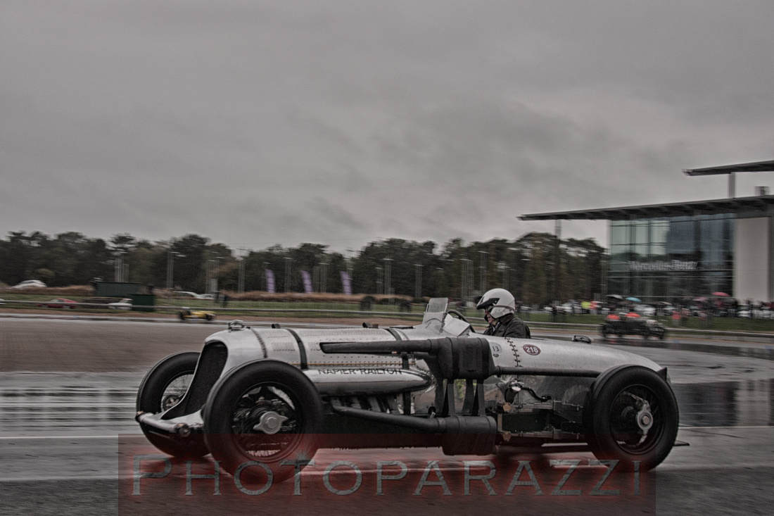 Autumn Motorsport Day - Brooklands Museum & Mercedes Benz World