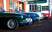 Classic Breakfast - Brooklands Museum
