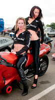 Summer Nationals-Santa Pod(Lauren and Emma) June 2010