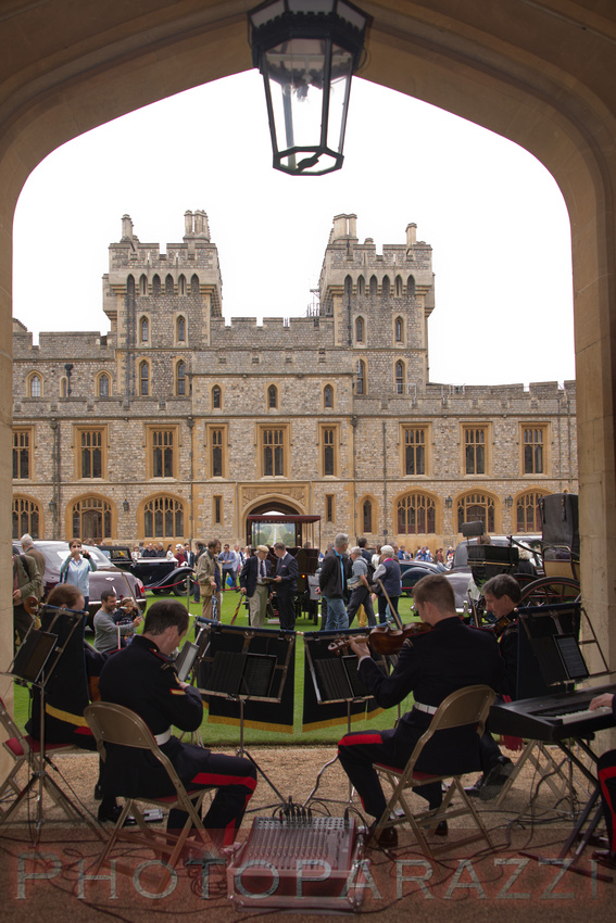 Concours of Elegance - Windsor Castle