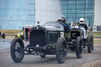 Brooklands Double Twelve Motorsport Festival - Part 1 Saturday Part 2 (Sunday) will follow soon.