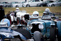 Double Twelve Motorsport Festival - Brooklands Museum - Part 1 - Saturday