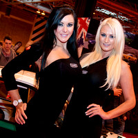 Autosport International - Autosport International 2013-NEC -The Autosport Girls 2013