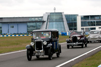 Austin Morris Day - Brooklands Museum & Mercedes-Benz World