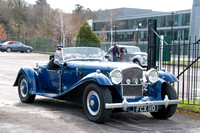 Bentley Drivers Club Driving Tests