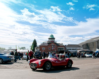 Auto Italia -Auto Italia 2013 - Italian Car Day -  Brooklands Museum & Mercedes Benz World
