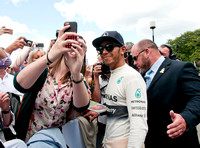 Lewis Hamilton - The week before the win
