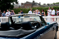 Aston Martin Centenary Celebrations - Kensington Palace Gardens