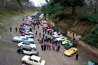 New Years Day Gathering Brooklands Museum