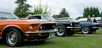Mustang and Anything American Day - Brooklands Museum