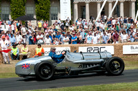 Festival of Speed 2013 - Goodwood Festival of Speed 2013 - Hill Climb - 20 year Parade - Saturday