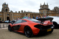 Salon Prive - Blenheim Palace