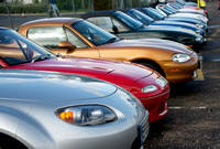 Mazda MX-5 Owners Club Day