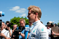 Nico Rosberg - Festival of Speed - Goodwood Festival of Speed 2017