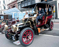 Regent Street Motor Show, RAC Future Car Challenge, London to Brighton Veteran Car Run, photoparazzi by Sue Whyte