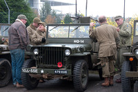 Military Vehicles Day - Brooklands Museum