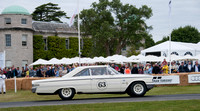 Festival of Speed - Sunday - Goodwood