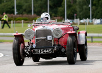 The Brooklands Double Twelve Motorsport Festival June 2011