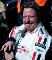 Charley Boorman at Silverstone Classic
