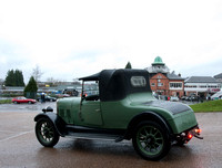 New Year's Day Gathering - Brooklands Museum