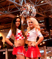 Autosport International 2012 - Autosport Promo Models