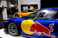London Classic Car Show - Adrian Newey Tribute