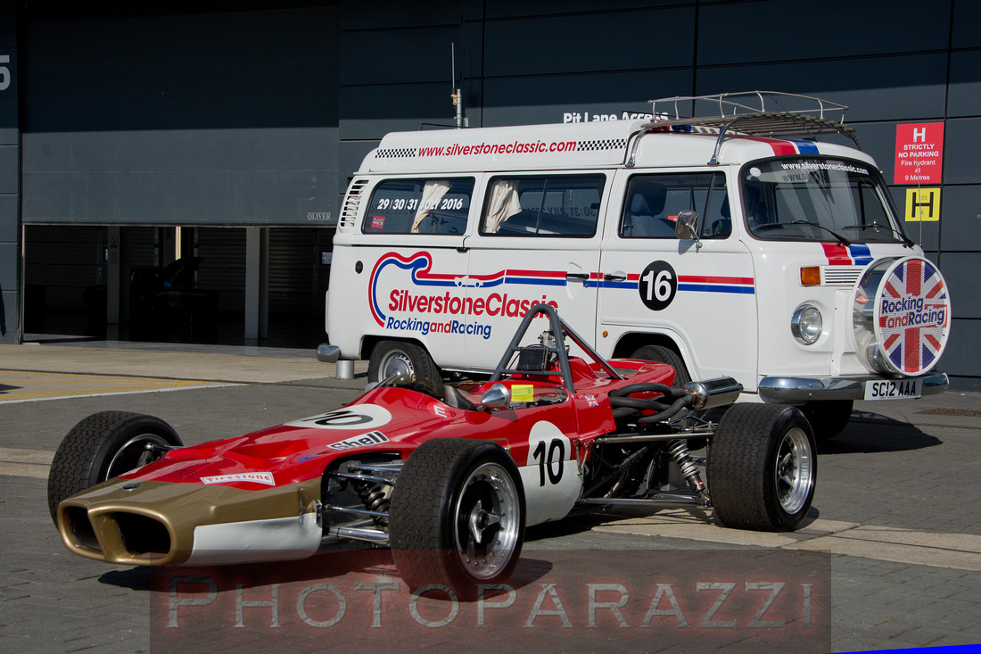 Silverstone Classic - Media Preview