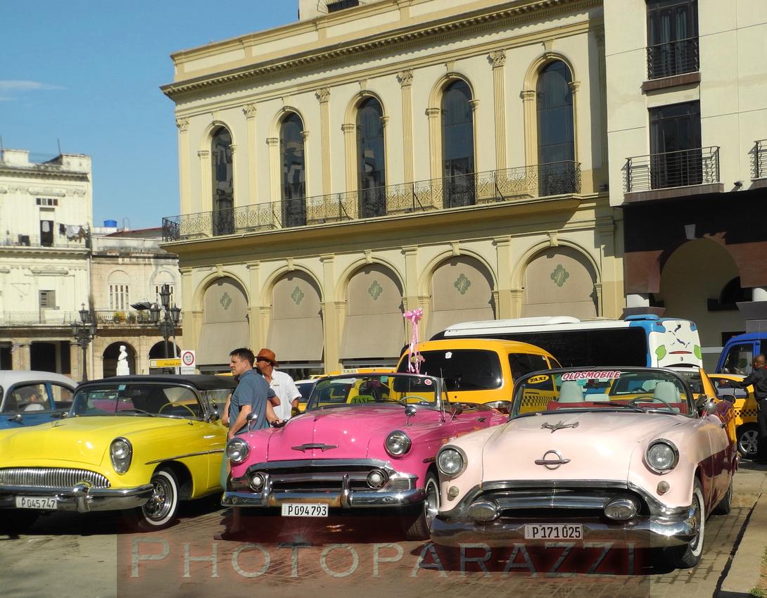 Classic American Cars of Cuba
