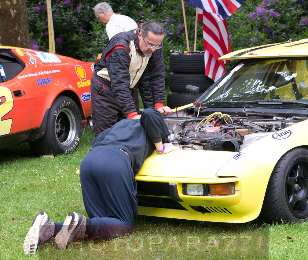 Motorsport at the Palace