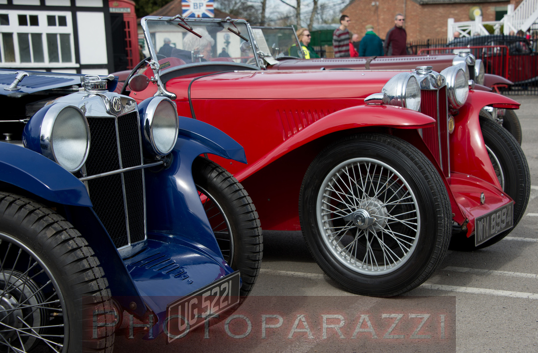 MG Era - Brooklands Museum
