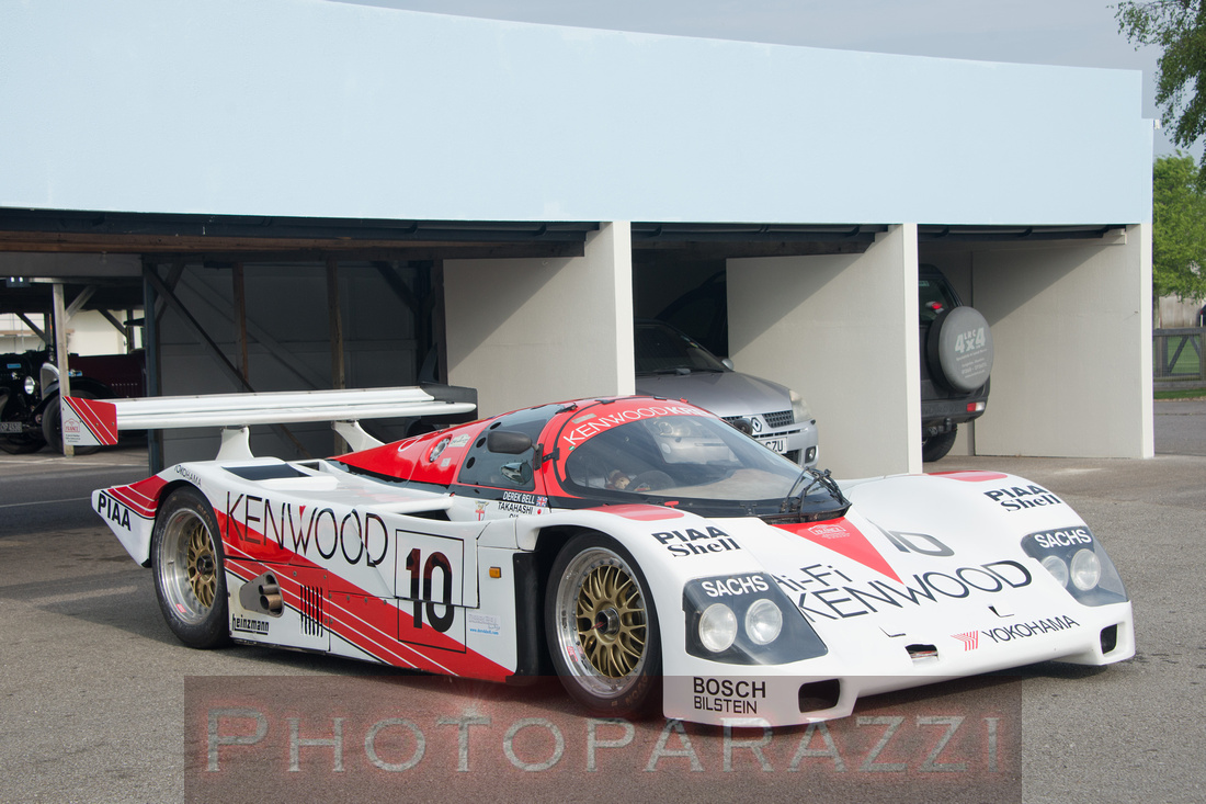 Benjafields Sprint - Goodwood Motor Circuit