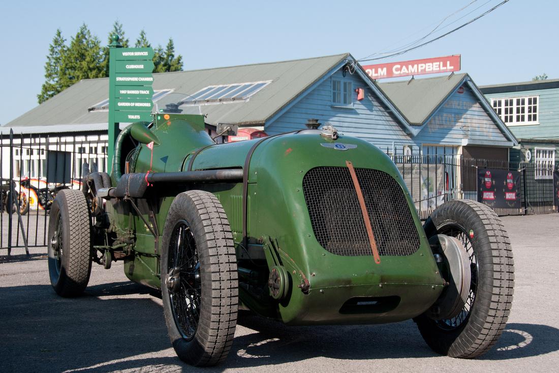 Double Twelve Motorsport Festival - Brooklands Museum