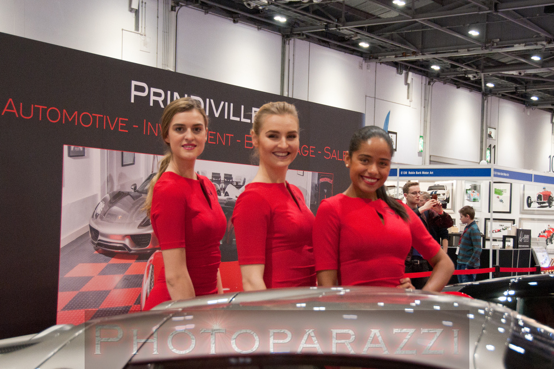 The London Classic Car Show and Historic Motorsport International