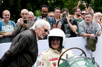 Festival of Speed 2017 - Five Ages of Bernie Ecclestone