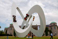 Goodwood Festival of Speed - The Moving Motor Show