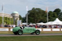 Festival of Speed 2017 - Goodwood - Friday