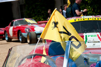 Ferrari Tribute - Goodwood Festival of Speed 2017