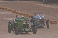 Official Re-Opening of Brooklands Museum Finishing Straight