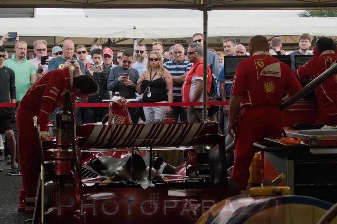 Festival of Speed 2017 - Goodwood - Friday