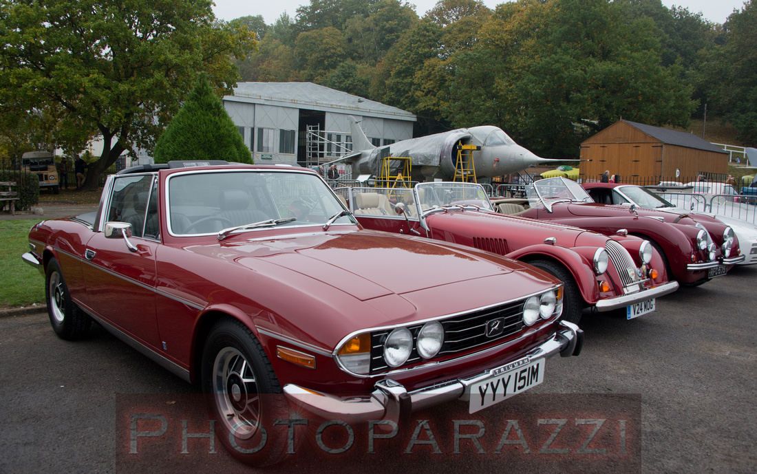 Classic Autumn Breakfast - Brooklands Museum