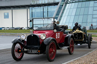 Brooklands Double Twelve Motorsport Festival - Saturday