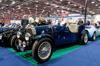The London Classic Car Show - Excel