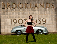 Fashion at Brooklands Museum