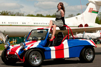 Brooklands Museum - Model Shoot